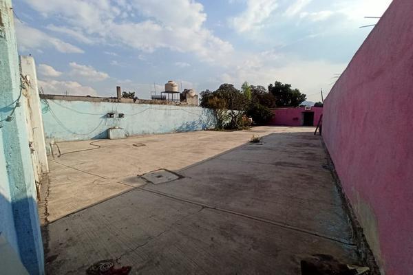 Foto de terreno habitacional en venta en francisco i madero , ampliación san pablo de las salinas, tultitlán, méxico, 20003893 No. 04