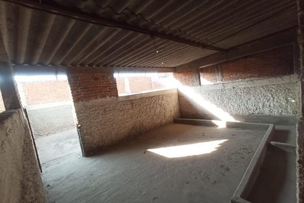 Foto de terreno habitacional en venta en francisco i madero , ampliación san pablo de las salinas, tultitlán, méxico, 20003893 No. 09