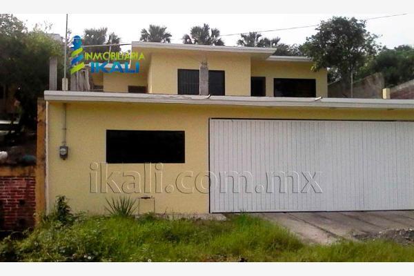 Foto de casa en venta en francisco i. madero , revolución mexicana, tuxpan, veracruz de ignacio de la llave, 8643183 No. 01