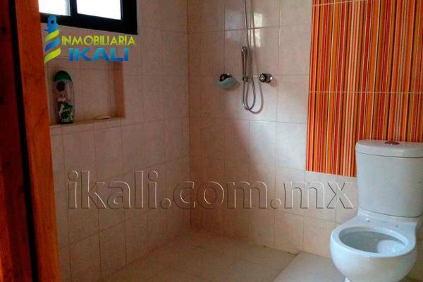 Foto de casa en venta en francisco i. madero , revolución mexicana, tuxpan, veracruz de ignacio de la llave, 8643183 No. 25
