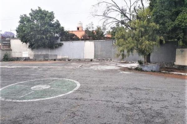 Foto de terreno habitacional en venta en francisco i. madero , santa úrsula xitla, tlalpan, df / cdmx, 14033105 No. 04