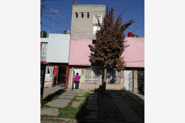 Foto de casa en venta en francisco javier mina 54, los héroes ecatepec sección iii, ecatepec de morelos, méxico, 0 No. 01