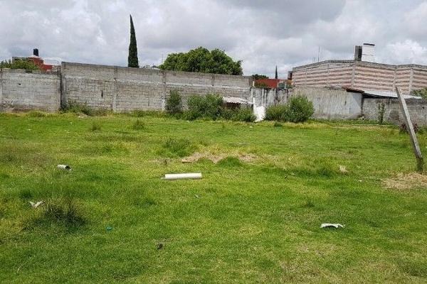 Foto de terreno habitacional en venta en francisco javier mina , guadalupe hidalgo, puebla, puebla, 6164143 No. 04