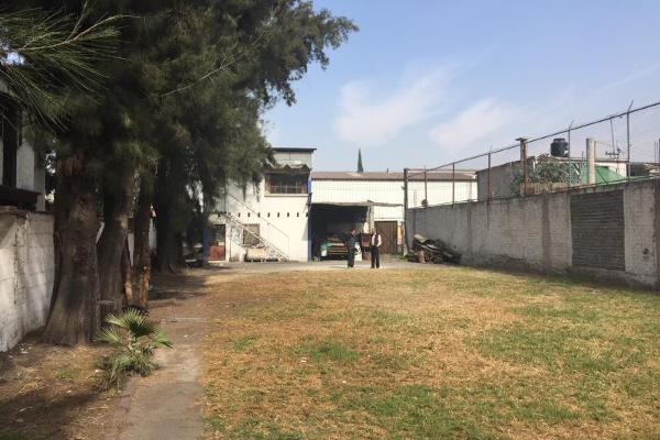 Foto de terreno habitacional en venta en francisco landino 1, santa ana poniente, tláhuac, df / cdmx, 8092287 No. 01