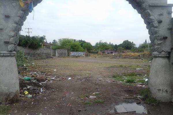 Foto de terreno habitacional en venta en francisco madero , lázaro cárdenas, xochitepec, morelos, 5288820 No. 01
