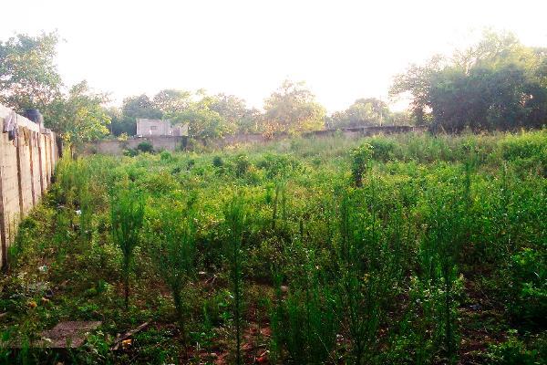 Foto de terreno habitacional en venta en  , francisco medrano, altamira, tamaulipas, 2642582 No. 01