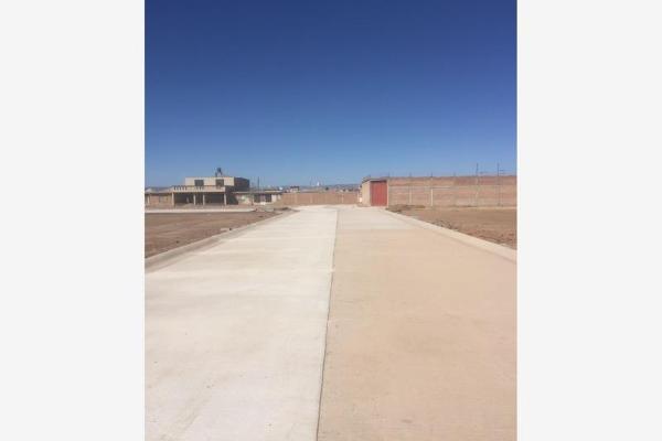 Foto de terreno habitacional en venta en francisco morales 1, francisco sarabia, durango, durango, 8639538 No. 05