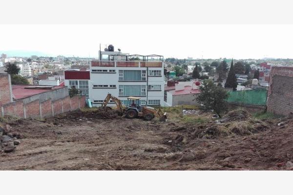 Foto de terreno habitacional en venta en . ., francisco murguía el ranchito, toluca, méxico, 6748571 No. 01