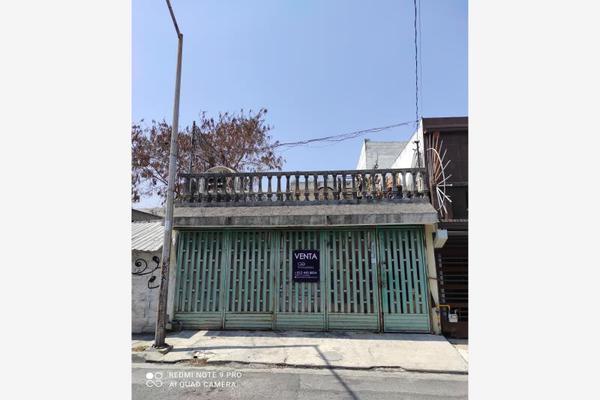 Foto de casa en venta en francisco sarabia 212, esmeralda, guadalupe, nuevo león, 20127529 No. 01
