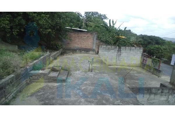Foto de terreno habitacional en venta en  , francisco sarabia, poza rica de hidalgo, veracruz de ignacio de la llave, 5830730 No. 02
