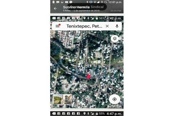 Foto de terreno habitacional en venta en  , francisco sarabia, poza rica de hidalgo, veracruz de ignacio de la llave, 5830730 No. 06