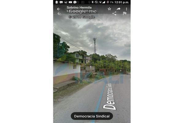 Foto de terreno habitacional en venta en  , francisco sarabia, poza rica de hidalgo, veracruz de ignacio de la llave, 5830730 No. 07