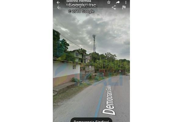 Foto de terreno habitacional en venta en  , francisco sarabia, poza rica de hidalgo, veracruz de ignacio de la llave, 5830730 No. 11