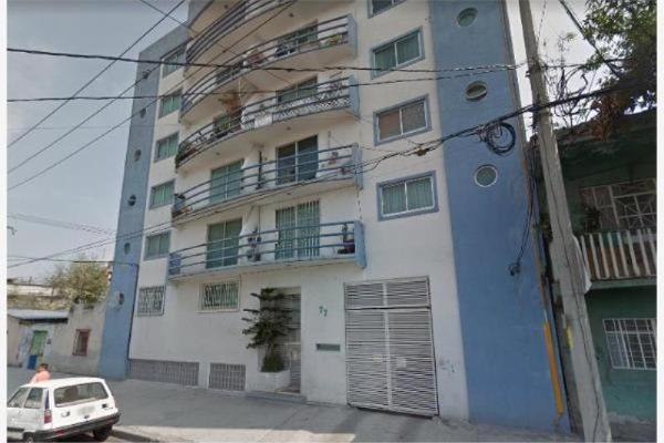 Foto de departamento en venta en francisco tamagno 77, ex-hipódromo de peralvillo, cuauhtémoc, df / cdmx, 9937129 No. 01