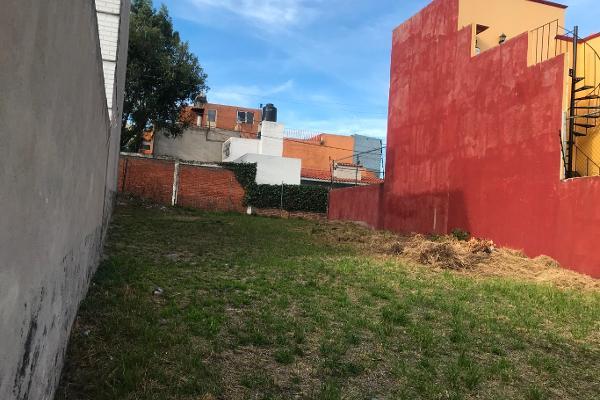 Foto de terreno habitacional en venta en francisco terrazas , ciudad satélite, naucalpan de juárez, méxico, 16951020 No. 02