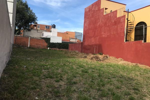 Foto de terreno habitacional en venta en francisco terrazas , ciudad satélite, naucalpan de juárez, méxico, 16951020 No. 08