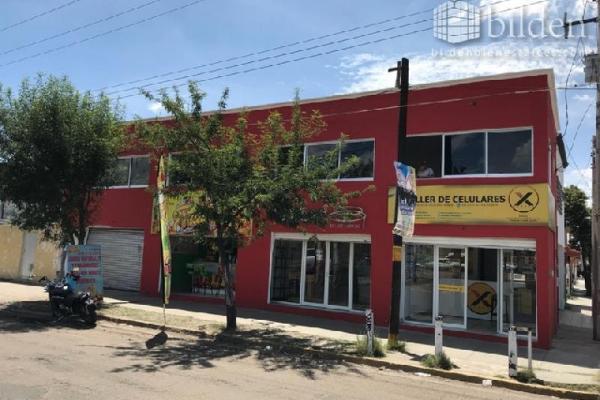 Foto de local en renta en francisco villa 100, guadalupe, durango, durango, 10005637 No. 01