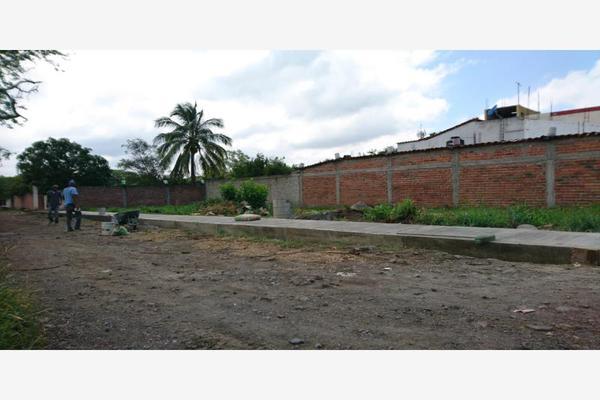 Foto de terreno habitacional en venta en francisco villa 174, aguajitos, comala, colima, 8812980 No. 01