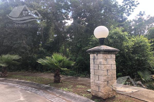 Foto de terreno habitacional en venta en  , francisco villa, benito juárez, quintana roo, 15157390 No. 04