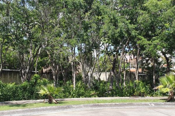 Foto de terreno habitacional en venta en  , francisco villa, benito juárez, quintana roo, 17524763 No. 01