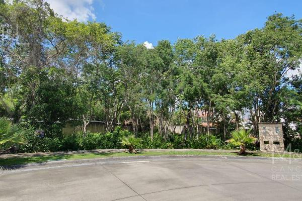 Foto de terreno habitacional en venta en  , francisco villa, benito juárez, quintana roo, 17524763 No. 04