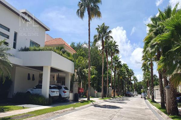Foto de terreno habitacional en venta en  , francisco villa, benito juárez, quintana roo, 17524763 No. 06