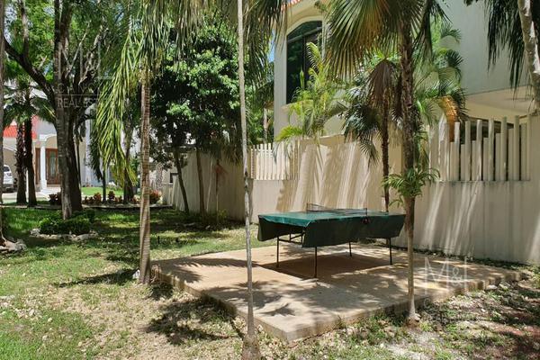 Foto de terreno habitacional en venta en  , francisco villa, benito juárez, quintana roo, 17524763 No. 10