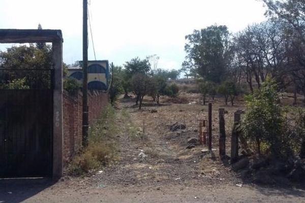 Foto de terreno comercial en venta en  , francisco villa, jacona, michoacán de ocampo, 3137405 No. 01