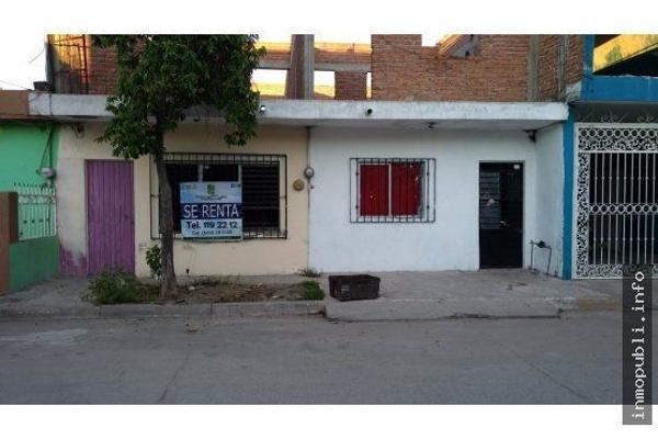 Foto de casa en renta en  , francisco villa, mazatlán, sinaloa, 6205663 No. 01
