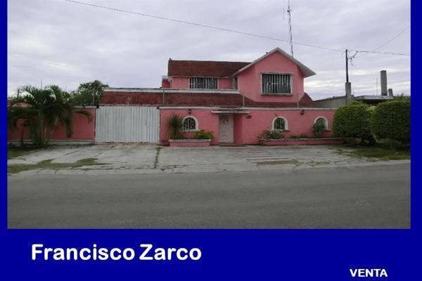 Foto de casa en venta en francisco zarco 88, adolfo lópez mateos, othón p. blanco, quintana roo, 5673975 No. 01