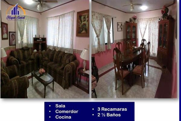 Foto de casa en venta en francisco zarco 88, adolfo lópez mateos, othón p. blanco, quintana roo, 5673975 No. 03