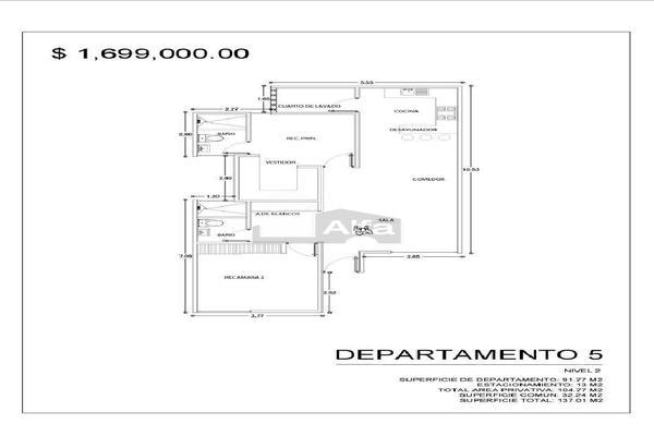 Foto de departamento en venta en francisco zarco , alamitos, san luis potosí, san luis potosí, 9130750 No. 05