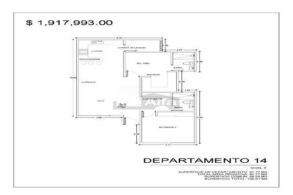 Foto de departamento en venta en francisco zarco , alamitos, san luis potosí, san luis potosí, 9130750 No. 07