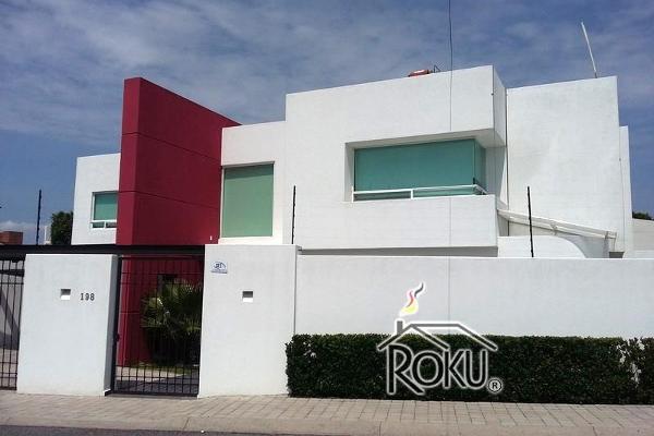 Foto de casa en venta en fray antonio de monroe e hijar 198, san francisco juriquilla, querétaro, querétaro, 2696910 No. 01