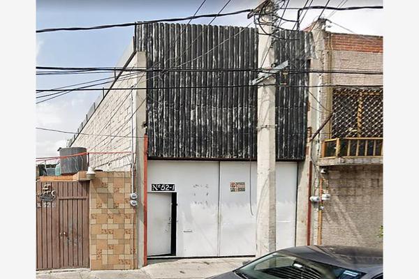 Foto de bodega en venta en fray bernardino de la torre 52, santiago atzacoalco, gustavo a. madero, df / cdmx, 18220434 No. 01