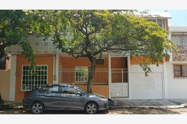 Foto de casa en venta en fray bernardino de sahagún 118, reforma, veracruz, veracruz de ignacio de la llave, 3420184 No. 01