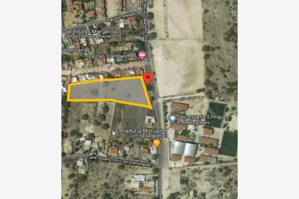 Foto de terreno habitacional en venta en fray junípero serra 12, la magdalena, tequisquiapan, querétaro, 0 No. 01