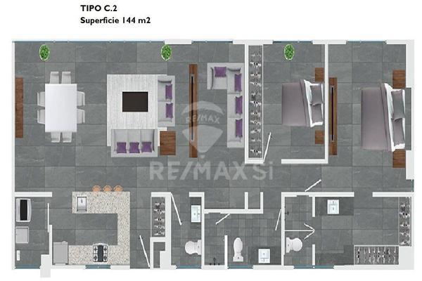 Foto de departamento en venta en fray junpero serra , residencial el refugio, querétaro, querétaro, 7171561 No. 06