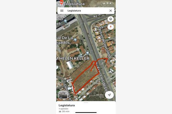 Foto de terreno habitacional en venta en fray luis de león q000, centro sur, querétaro, querétaro, 12771497 No. 04