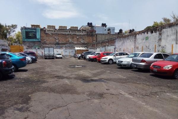 Foto de terreno habitacional en venta en fray servando teresa de mier , esperanza, cuauhtémoc, df / cdmx, 8868343 No. 01