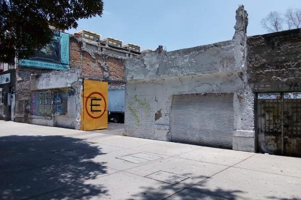 Foto de terreno habitacional en venta en fray servando teresa de mier , esperanza, cuauhtémoc, df / cdmx, 8868343 No. 05