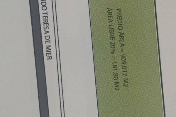 Foto de terreno habitacional en venta en fray servando teresa de mier , esperanza, cuauhtémoc, df / cdmx, 8868343 No. 10