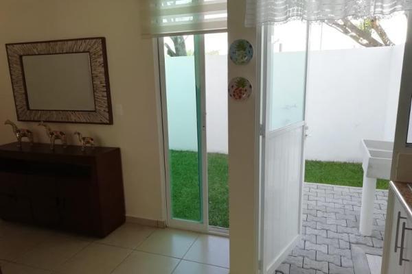 Foto de casa en venta en fresno 2, lomas de jiutepec, jiutepec, morelos, 10205111 No. 04