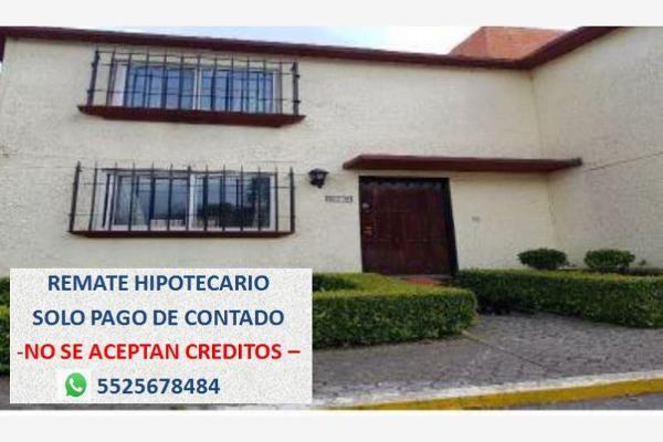 Foto de departamento en venta en fresno 39, jesús del monte, huixquilucan, méxico, 6181000 No. 01