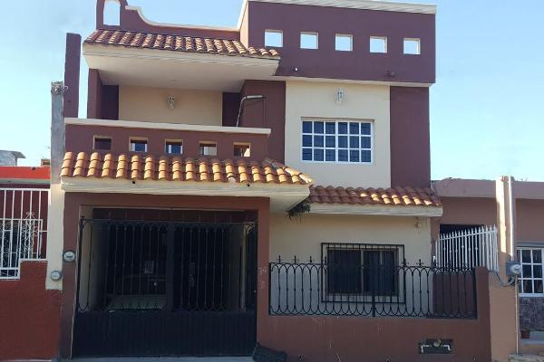 Foto de casa en venta en fresnos , jacarandas, mazatl?n, sinaloa, 5682975 No. 01