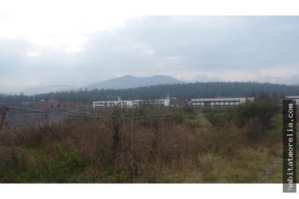 Foto de terreno habitacional en venta en  , fresnos oriente, morelia, michoacán de ocampo, 6169700 No. 01