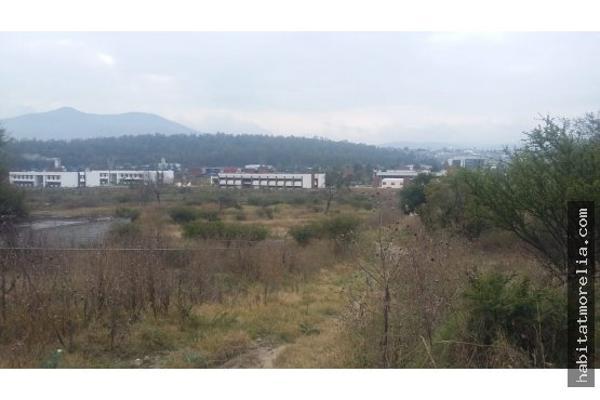 Foto de terreno habitacional en venta en  , fresnos oriente, morelia, michoacán de ocampo, 6169700 No. 02