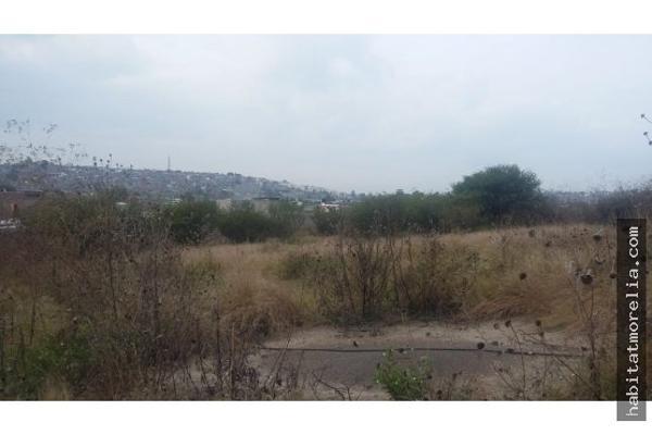 Foto de terreno habitacional en venta en  , fresnos oriente, morelia, michoacán de ocampo, 6169700 No. 03