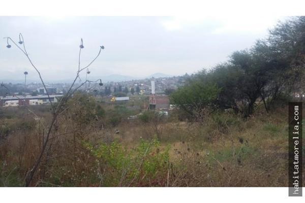 Foto de terreno habitacional en venta en  , fresnos oriente, morelia, michoacán de ocampo, 6169700 No. 04