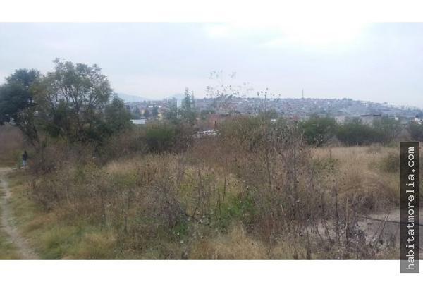 Foto de terreno habitacional en venta en  , fresnos oriente, morelia, michoacán de ocampo, 6169700 No. 06
